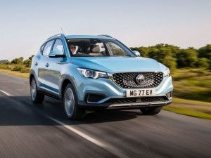 MG Motors Introduces eShield 5-year Warranty Plan For ZS EV