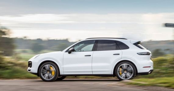 Porsche Cayenne Turbo Review: Annoyingly Good SUV Now Better Than Ever