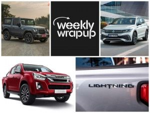 Top Car News India Isuzu D-Max And mu-X Launched VW Tiguan Allspace Facelift And Mercedes-Benz Concept EQT Unveiled Warranty Extensions And Upcoming Launches