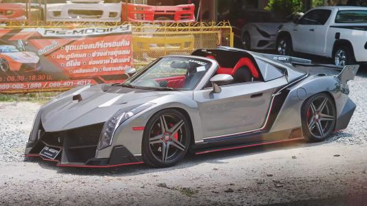 Small Shop In Thailand Can Convert Your Toyota MR2 Into a 'Lamborghini Veneno' and More