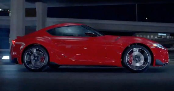 Toyota Mexico Accidentally Tweets Supra Video Ahead Of Schedule