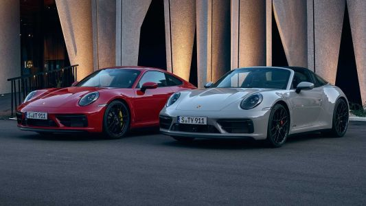 New Porsche 911 GTS Revealed With Pricing for South Africa