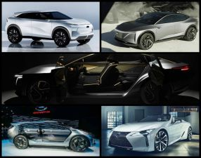 Top 5 Concepts From North American International Auto Show