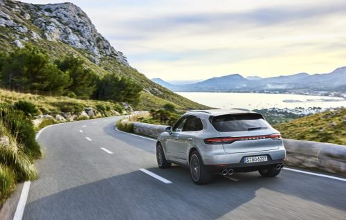 Porsche Macan S Gets New 349 HP V6