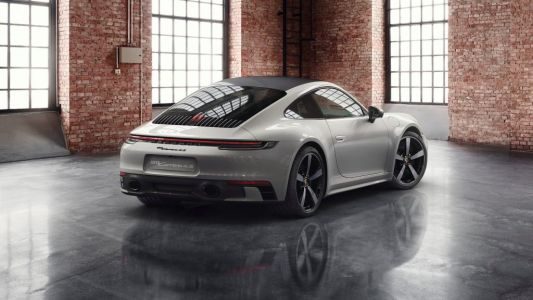 Porsche Exclusive Manufaktur Reveal First Project On The New 992 911