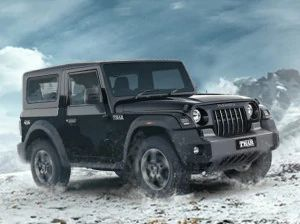Serial No 1 Mahindra Thar 2020 To Be Auctioned To Battle COVID-19