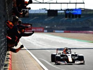 Motorsport Roundup Verstappen Breaks Mercedes Streak Brad Binder Shines In MotoGP Da Costa Crowned Formula E Champion And More