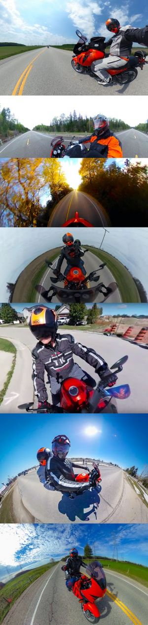 The Evolution Of On-Bike 360° Photography