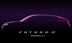 Maruti Suzuki Futuro-e Coupe-Style All-Electric SUV Concept Teased Ahead Of Auto Expo 2020 Reveal