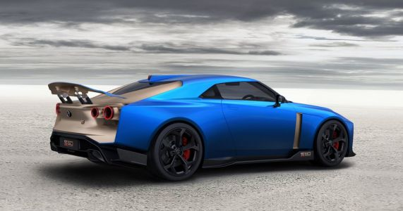 €1 Million Italdesign Nissan GT-R50 Officially Confirmed For Production