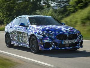 New BMW 2 Series Gran Coupe With 310 Horses Coming This November