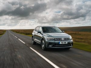 Volkswagen Tiguan Allspace 7-seater SUV Launch In India On March 6 To Rival Toyota Fortuner