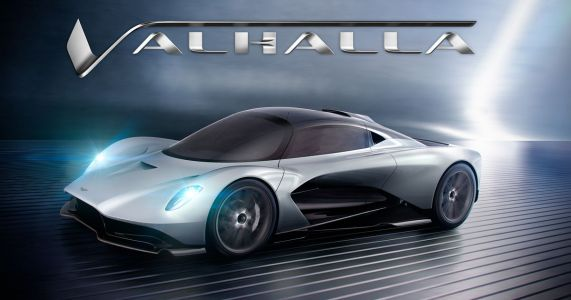 The AM-RB 003 Hypercar's Official Name Is The Aston Martin 'Valhalla'