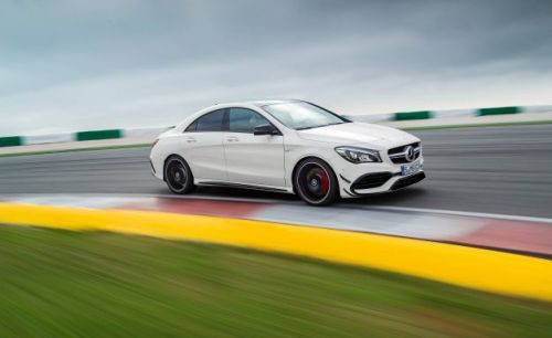 2017 Mercedes-AMG CLA45 4Matic Tested: Show Me the Boost!