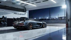 The 800 HP Track Weapon Known As The McLaren Senna Is Official