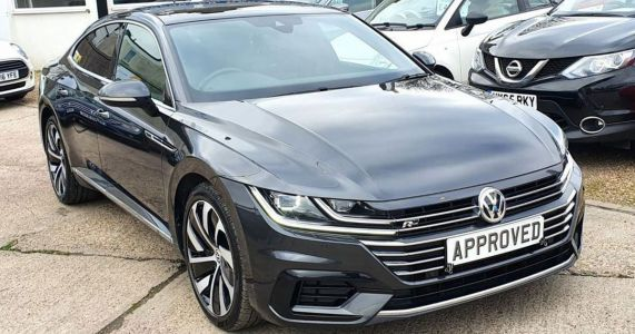 You Can Buy A 276bhp Volkswagen Arteon For Diesel Golf Money
