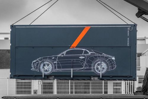 Meaner Alpine A110 To Be Revealed This Weekend