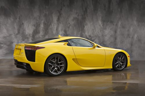 Lexus May Do LFA Successor If We Keep Asking For One