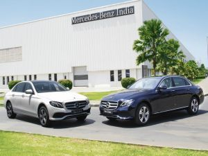 2019 Mercedes-Benz E-CLass Launched Gets BS6 Compliant Engines
