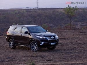 2020 Toyota Fortuner BS6 Priced From Rs 2818 Lakh Ford Endeavour Rival To Hit Showrooms In March