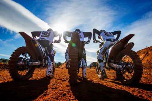 HUSQVARNA RIDERS GEARING UP FOR 2017 MOTOCROSS OF NATIONS