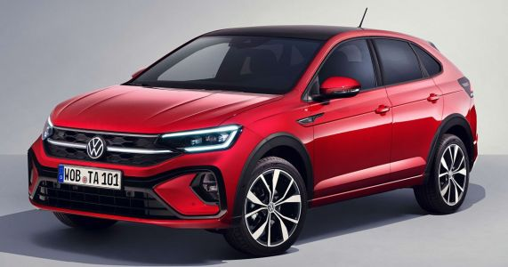 VW Has A New Crossover Because Apparently It Needed Another One