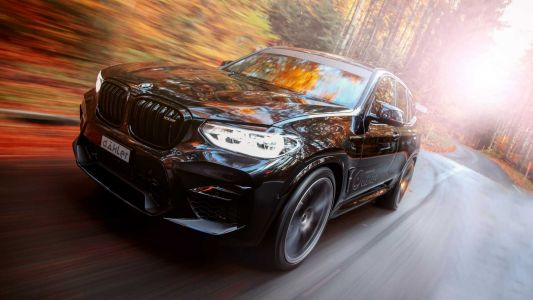 Dahler Take BMW X3 M And X4 M Up To 610 HP