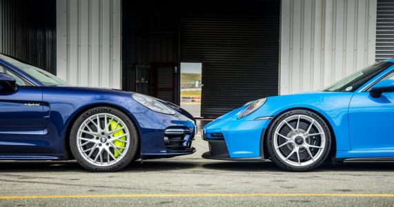 Porsche Panamera Turbo S E-Hybrid And 911 GT3 Are More Alike Than You Think