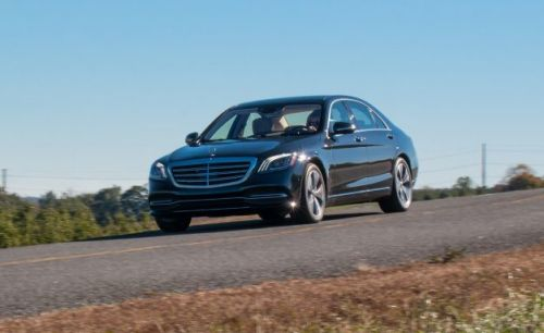 2018 Mercedes-Benz S450 First Drive: Finally, a V-6 That's Worthy
