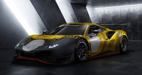 The Ferrari 488 GT Modificata Blends GT3 And GTE Knowledge For High-Cost Track Day Fun