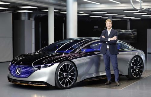 Mercedes-Benz and Mercedes-AMG To Go Fully Electric by 2030