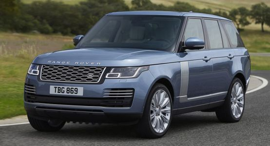 2018 Range Rover Facelift Unveiled With New Plug-in Hybrid Variant