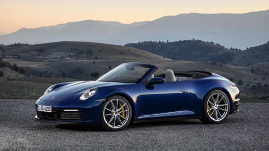 The New Porsche 911 Cabriolet S and 4S Revealed