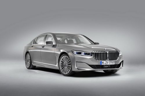 New BMW 7 Series Officially Unveiled With Oversize Grille