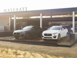 Maserati Levante GTS Debuts At Goodwood India launch by Q4 2018