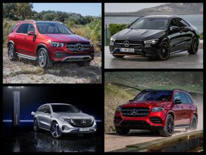 Mercedes-Benz To Launch 10 New Cars In 2020 New GLE To Launch First