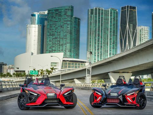 2020 Polaris Slingshot Revealed With Automatic Transmission