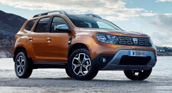 New Dacia Duster Detailed In Massive Image Gallery And Videos
