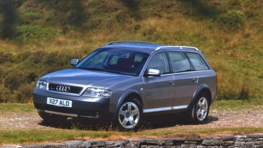 Start Your Week Off with the Original A6 Allroad