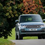 2018 Range Rover: New Tech, More Comfort - Official Photos and Info