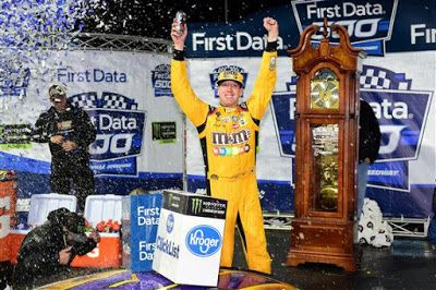 Kyle Busch massive 8/5 favorite to win third consecutive race