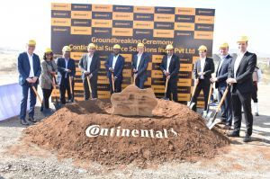Continental Lays Foundation For Automotive Interior Surface Solutions In Pune