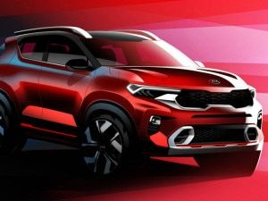 Kia Sonet Interior Officially Unveiled Ahead Of August 7 Reveal