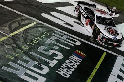 Kevin Harvick wins All-Star Race despite plates and aero changes