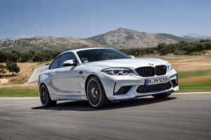 BMW M2 Competition Launched At Rs 7990 lakh