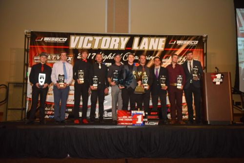 Congratulations to the 2017 Wiseco ATV Motocross Specialty Award Winners and National Champions