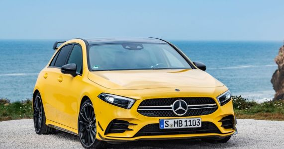 The Mercedes-AMG A35 Is A 302bhp Golf R Challenger