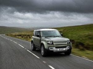 Land Rover Defender-Based FCEV In The Works Hydrogen-Powered Prototype To Begin Testing This Year