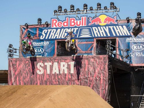 Red Bull Straight Rhythm Remains Retro In 2019