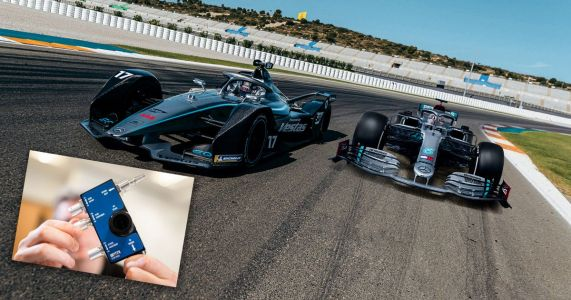 Mercedes' F1 Team Has Helped Build A Machine To Fight Covid-19